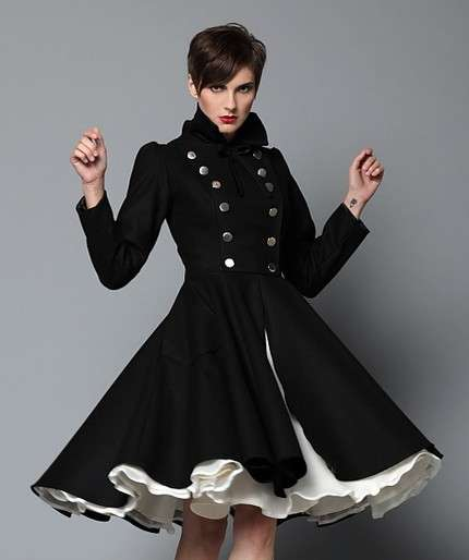 French Maid Coats