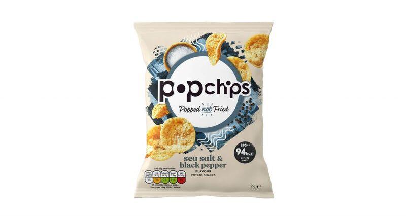 Modernized Eco Snack Packaging