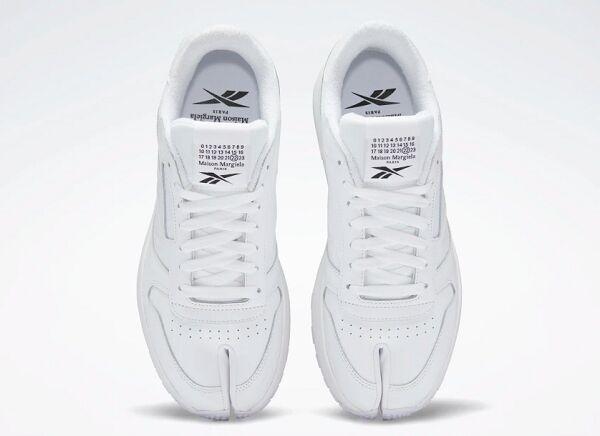 Split-Toed Designer Sneakers