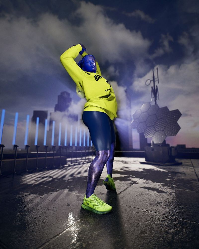 Post-Apocalyptic Sneaker Campaigns