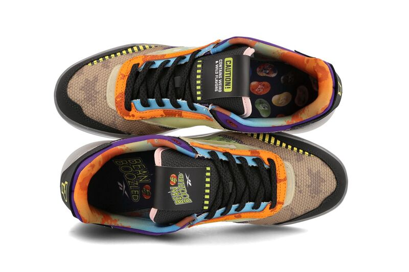 Colorful Candy Branded Sneakers