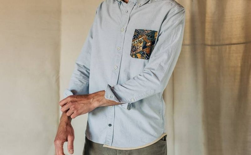 Upcycled Menswear Collabs