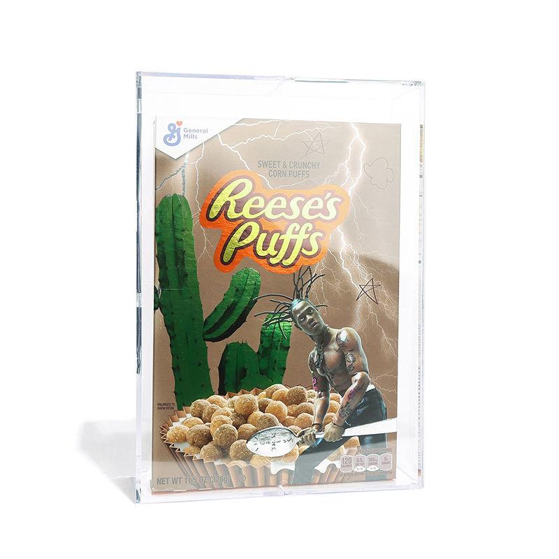 Rapper-Branded Cereal Boxes