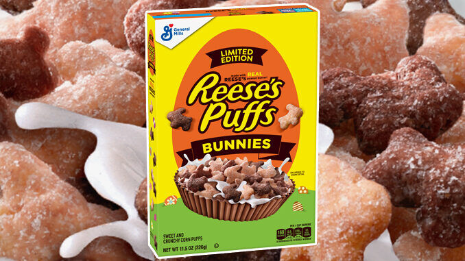 Chocolatey Easter-Themed Cereals