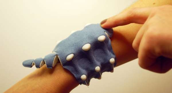 Stress-Relieving Robot Bracelets