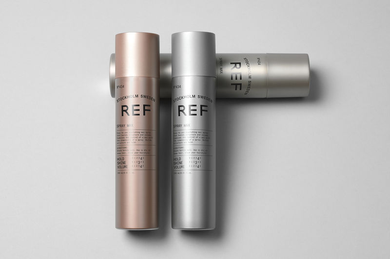 Sophisticated Hair Care Packaging