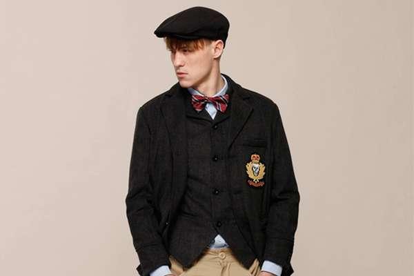 Soccer Schoolboy Fashion