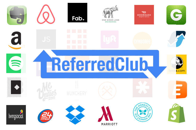 Referral Sharing Extensions