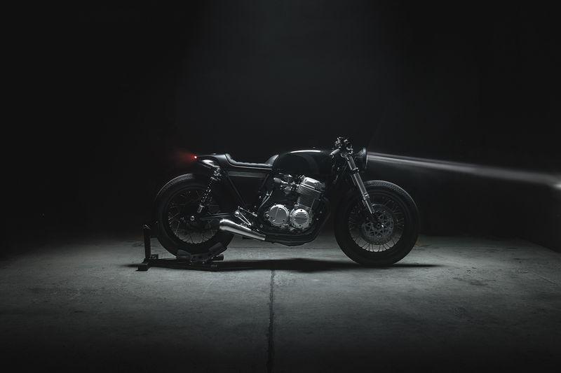 Elegantly Revamped Custom Motorcycles