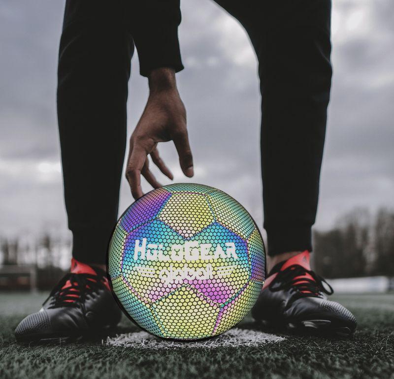 Holographic Sports Balls