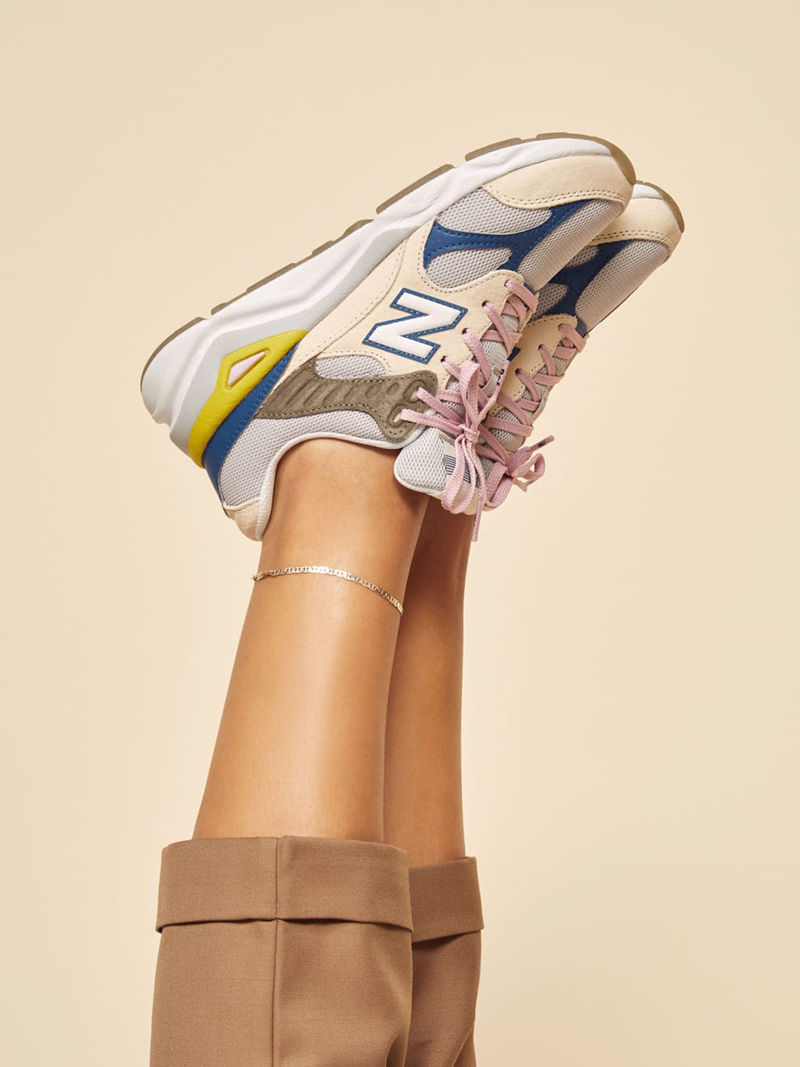 Chunky Eco-Friendly Sneakers