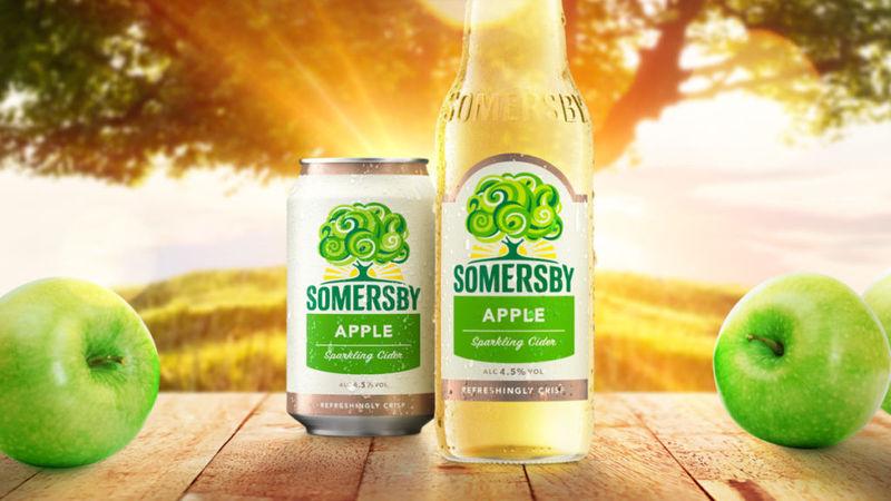 Optimistic Cider Redesigns