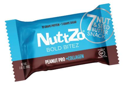Freshness-Focused Nut Bars