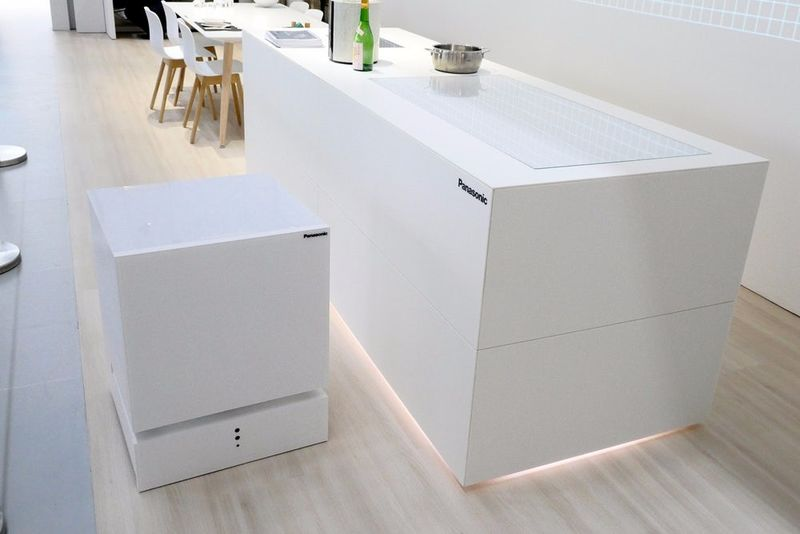Movable Refrigerator Concepts