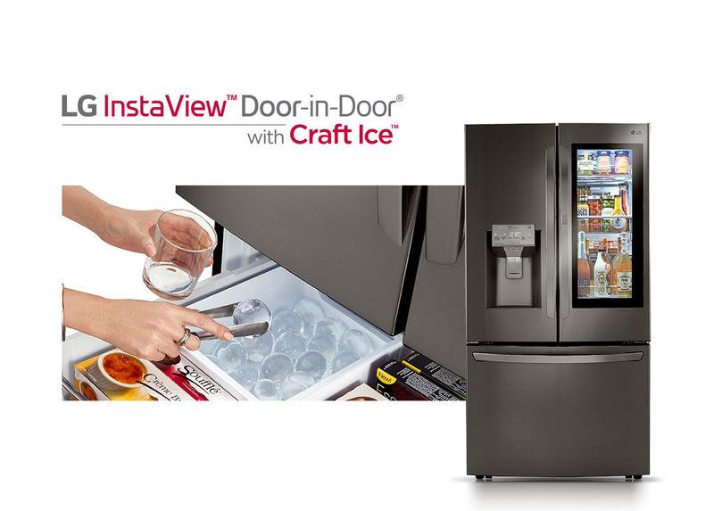 Craft Refrigerator Ice Cubes