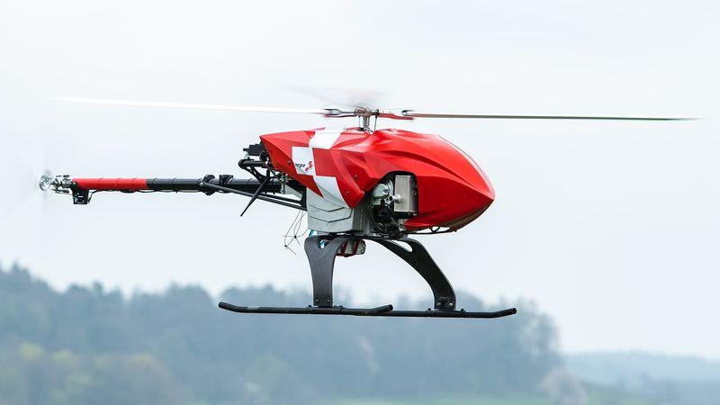 Autonomous Search Rescue Drones