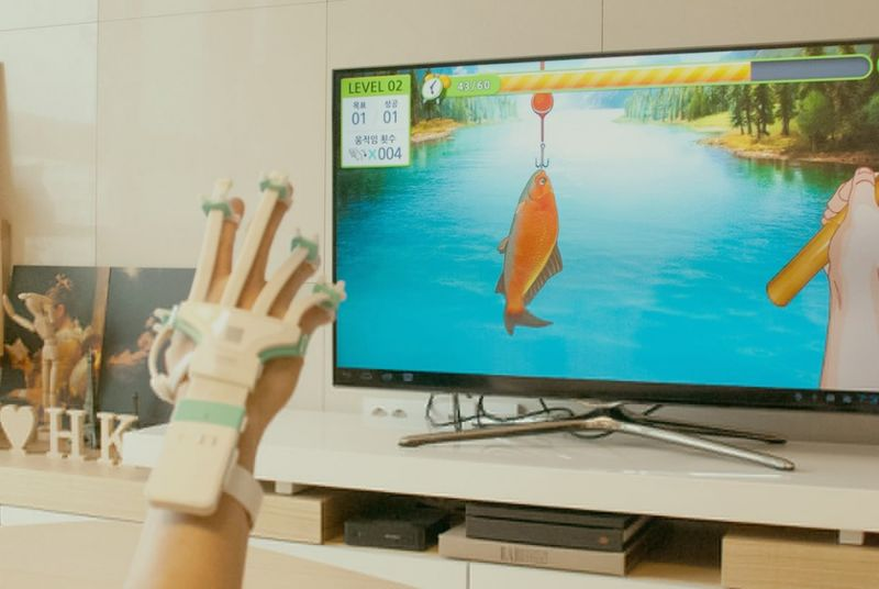 Gamified Physical Therapy Devices