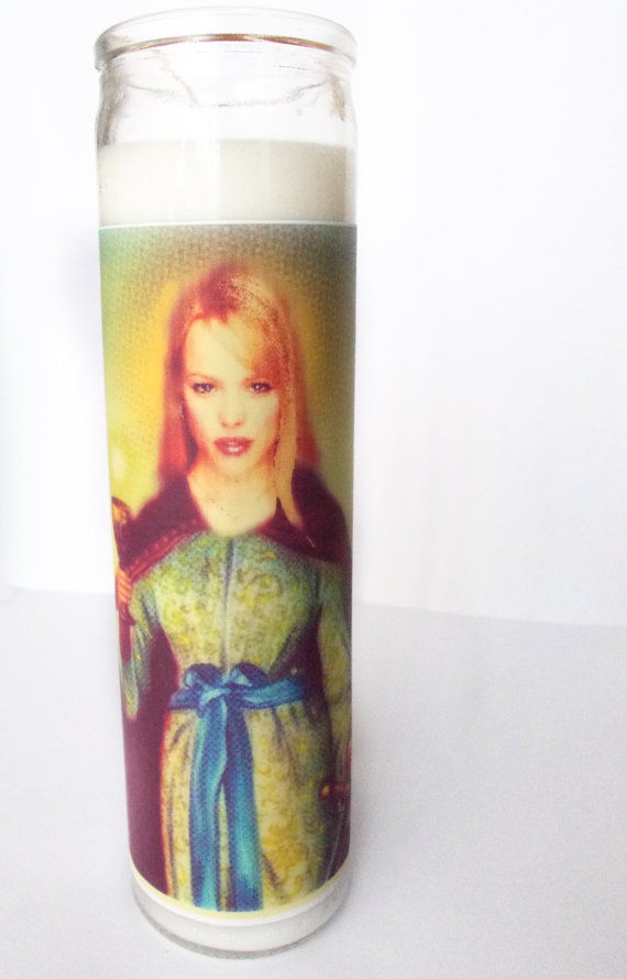 Saintly Cinematic Candles