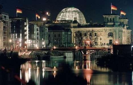 Eco-Friendly Parliament Buildings