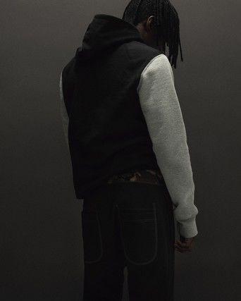 Dual-Tonal Sweatsuit Sets