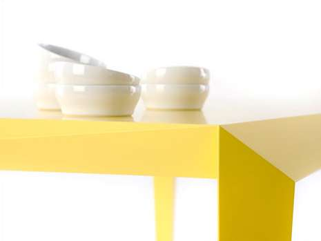 Lively Lemon Tables
