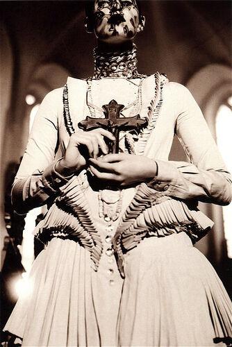 Religious Fashion Covers