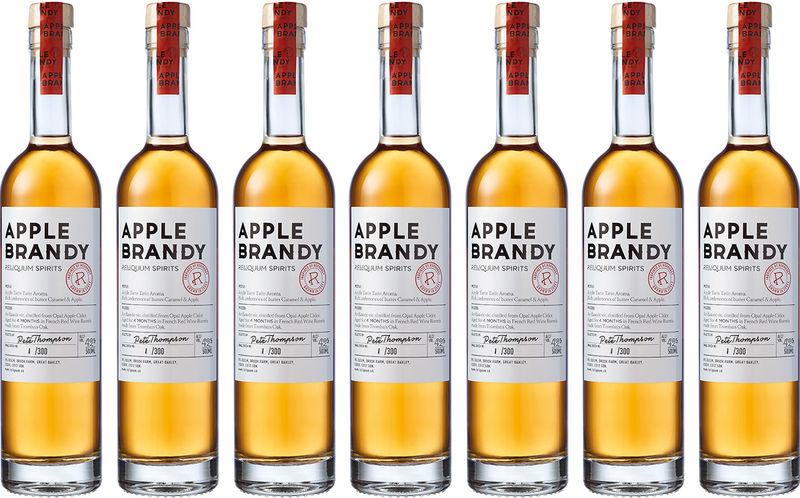 Waste Apple Brandies