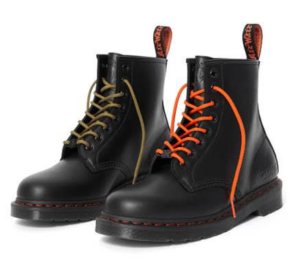 Jamaican Streets-Inspired Boots