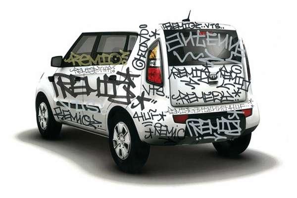 Graffiti Art Roadsters