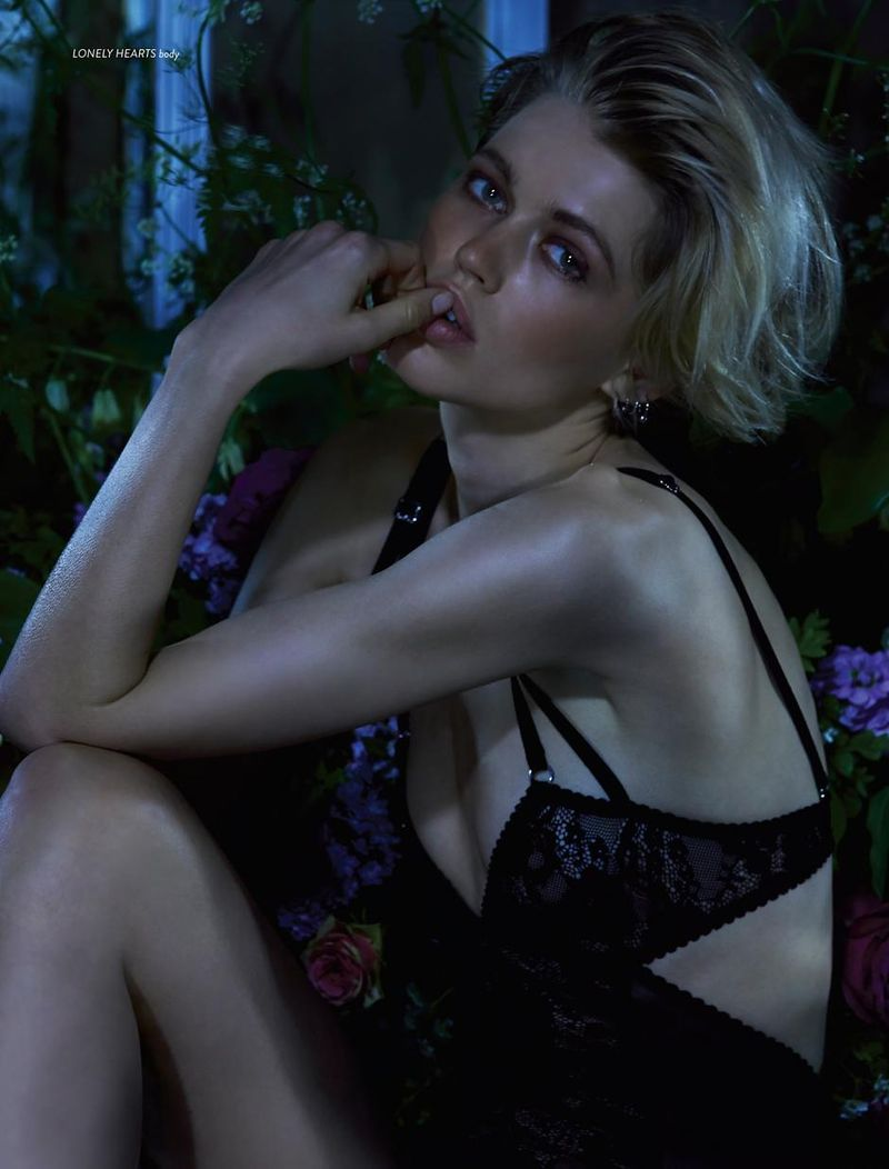 Greenhouse Lingerie Editorials