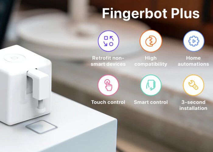 Smart Home Button Controllers