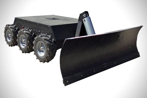Remote Control Snow Plows