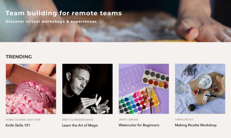 Remote Team-Building Activities