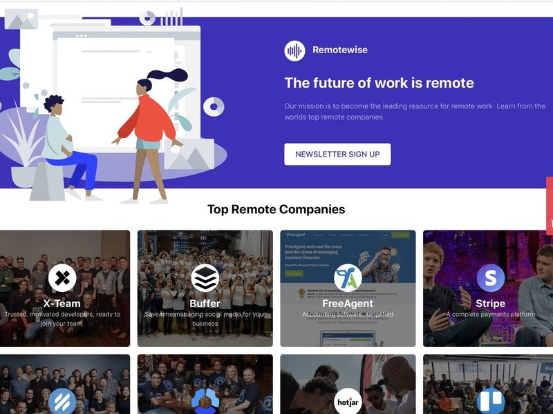 Remote Work Discovery Platforms