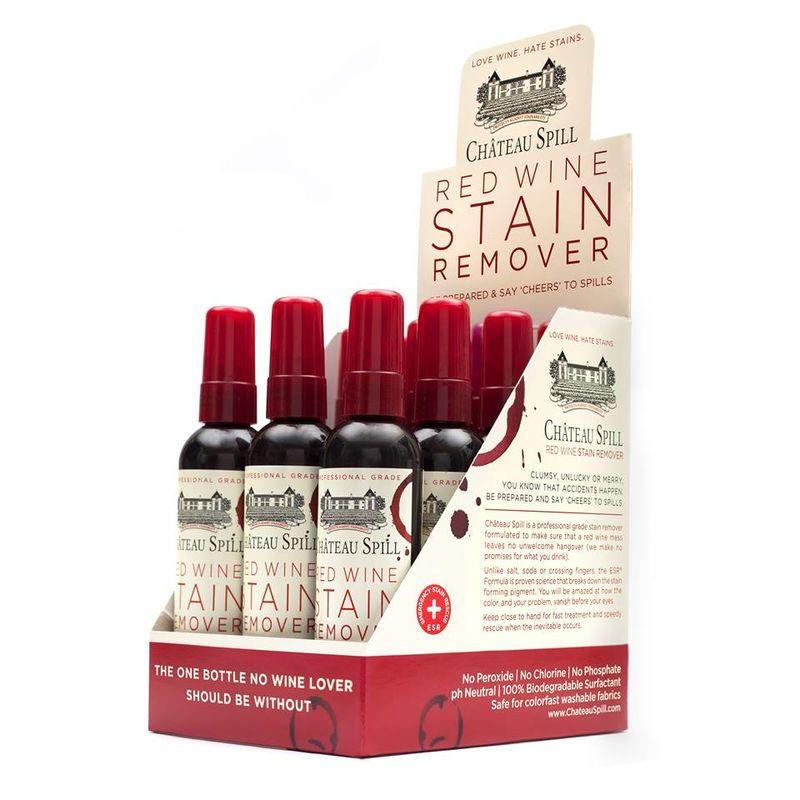 Wine Removal Sprays