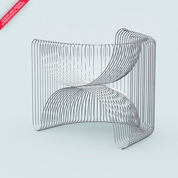 Revamped Slinky Seating : Renaissance Chair