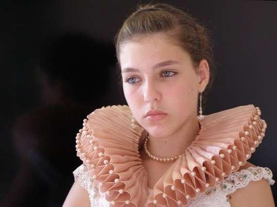 Stylized Renaissance Ruffled Collars