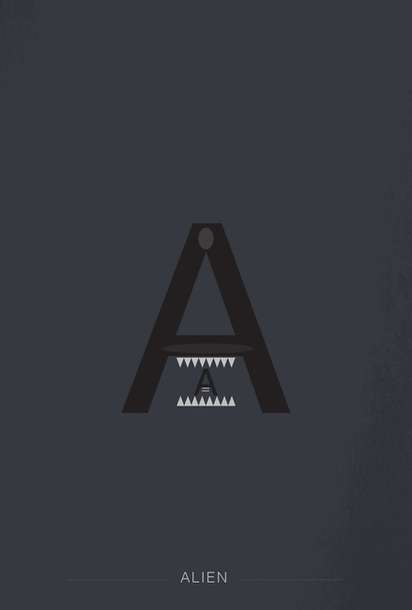 Super Hero Typography
