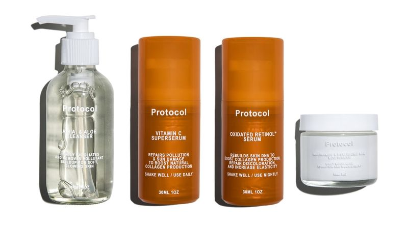 Synergistic Skincare Lines