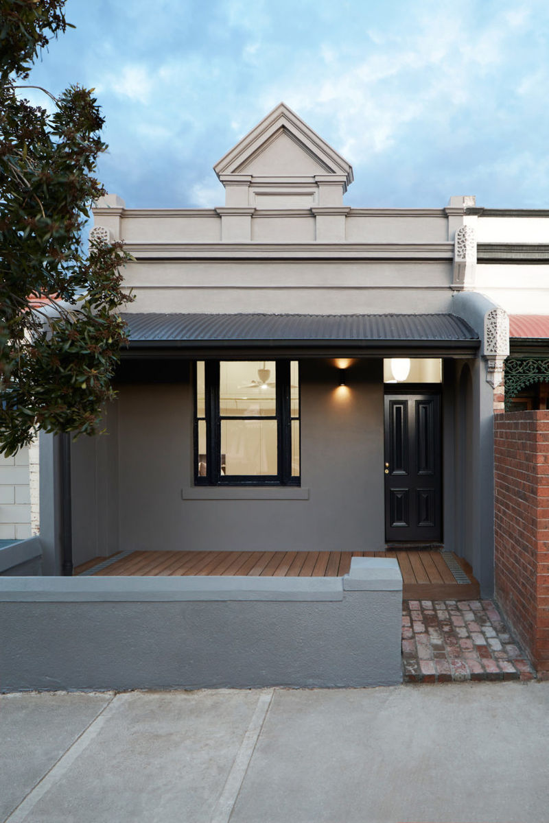 Renovated Victorian Cottages