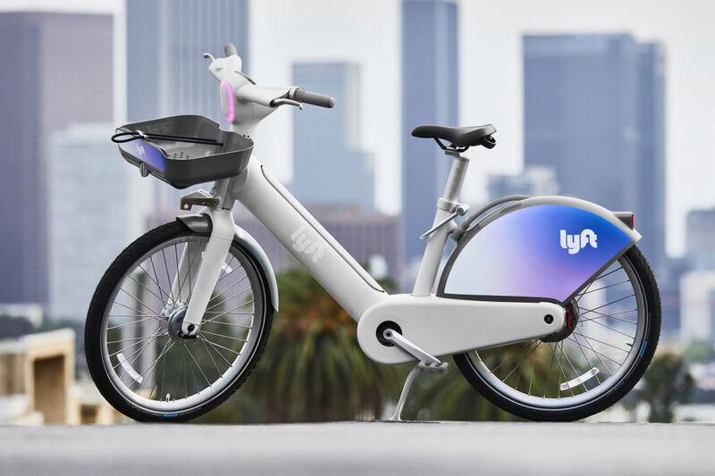 Tech-Enriched Urban Rental eBikes