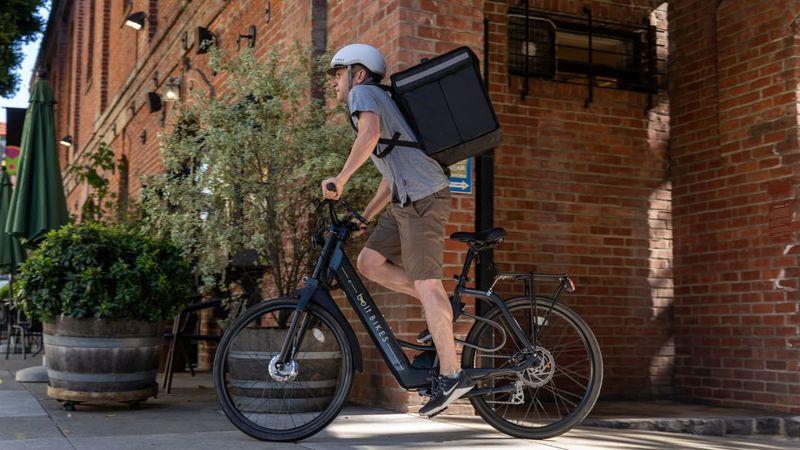 Rental Delivery E-Bikes