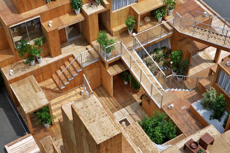 Community-Focused Residences