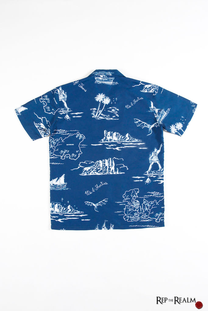 Hawaiian-Style Fantasy Apparel