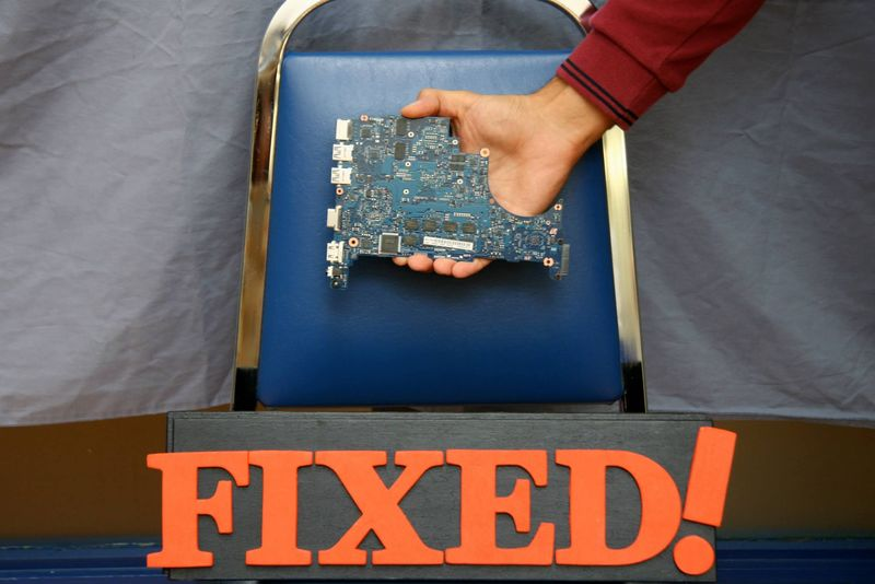 Crowdsourced Gadget Repairs