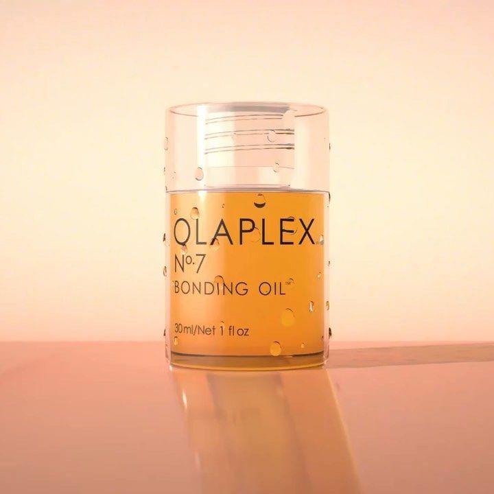 Repairing Hair Oils - Olaplex's No. 7 Bonding Oil Helps to Strengthen All Hair Types & Textures (TrendHunter.com)
