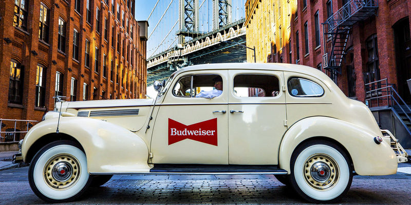Vehicle-Based Vintage Beer Campaigns
