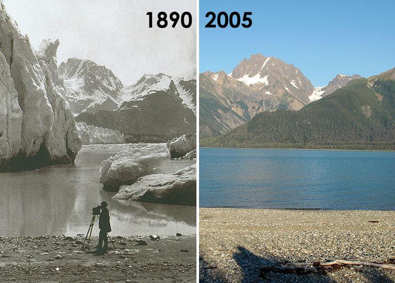 Comparative Climate Photographs