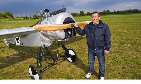 DIY Fighter Planes