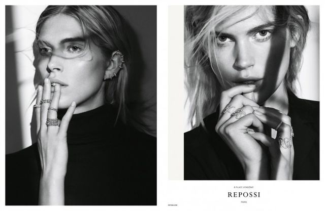 Portrait-Based Jewelry Campaigns